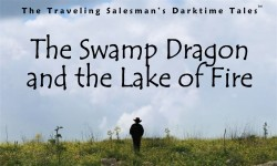 An engaging children's story for ages 8 and up.  Deep in the heart of a dark swamp hides a ferocious creature keen on doing the salesman harm, but that creature isn't the only one he needs to be worried about!  There's a dragon, unlike any he has ever seen before, and it's on the hunt...